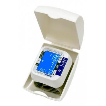 Ciśnieniomierz nadgarstkowy elektroniczny w pudełku podróżnym
