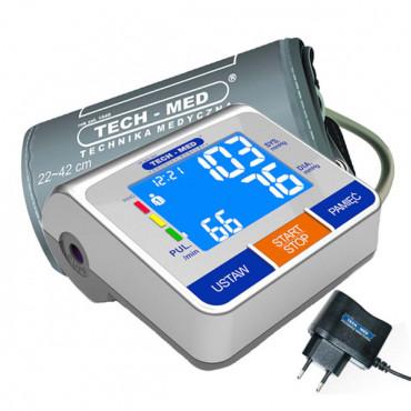 Ciśnieniomierz elektroniczny TECH-MED TMA-500 PRO