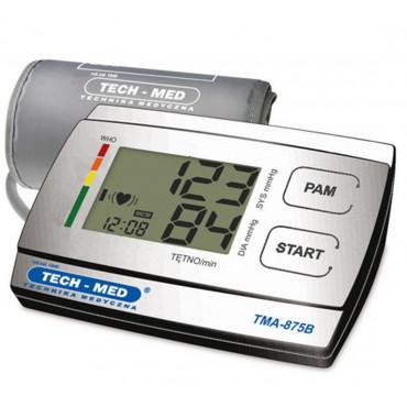Ciśnieniomierz elektroniczny TECH-MED TMA-875B samo urządzenie