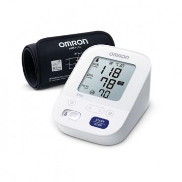 Ciśnieniomierz elektroniczny naramienny OMRON M3 Comfort z mankietem Intelli Wrap