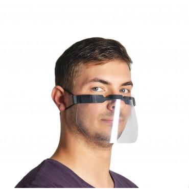 Półprzyłbica ochronna - osłona ust i nosa