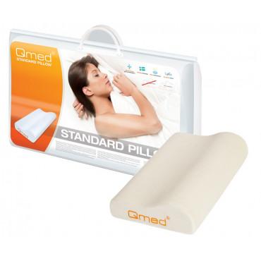 Poduszka profilowana do snu Qmed Standard Pillow