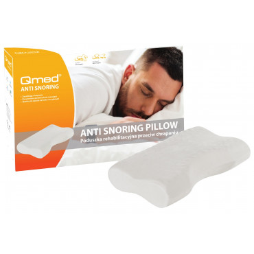 Qmed Anti Snoring Pillow
