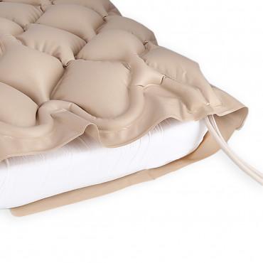 Materac przeciwodleżynowy bąbelkowy Bubble Master wyłogi do zawijania pod materac