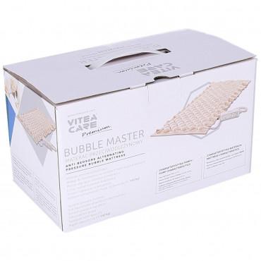 Materac przeciwodleżynowy bąbelkowy Bubble Master pudełko tył