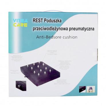 Pneumatyczna poduszka przeciwodleżynowa Rest pudełko przód
